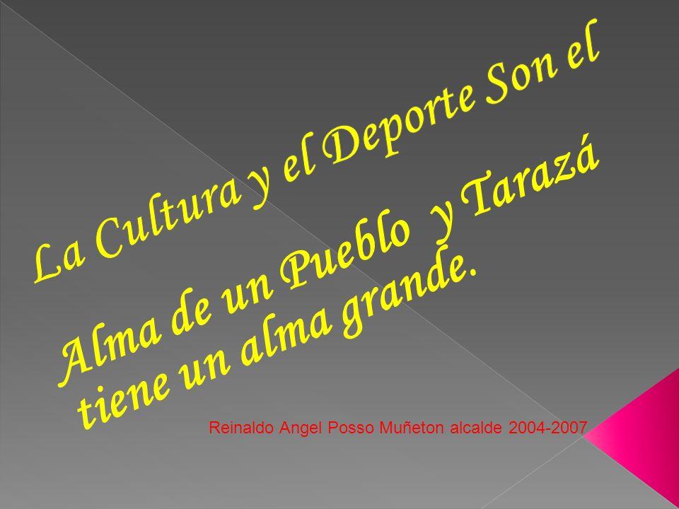 La Cultura y el Deporte Son el