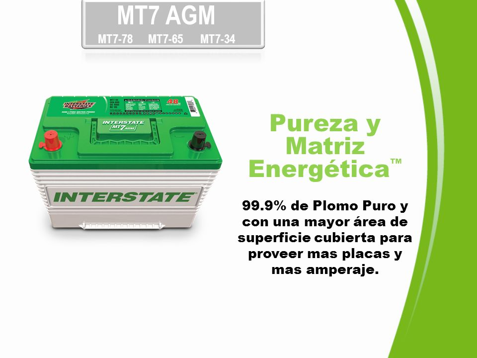 Pureza y Matriz Energética™