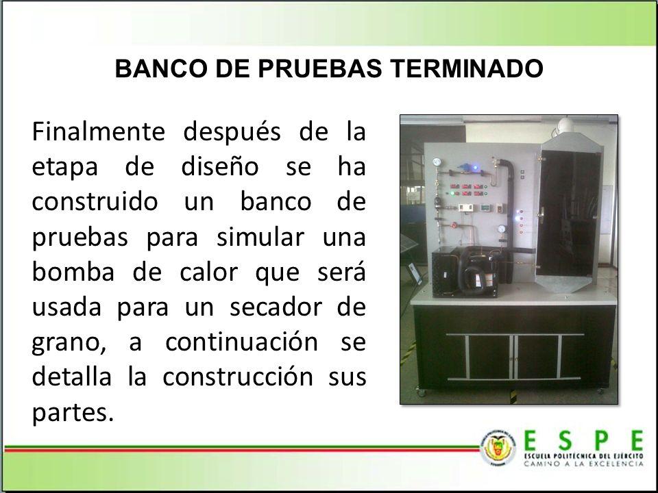 BANCO DE PRUEBAS TERMINADO