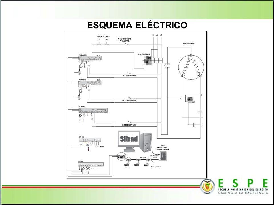 ESQUEMA ELÉCTRICO Referente al cantón el Empalme 62