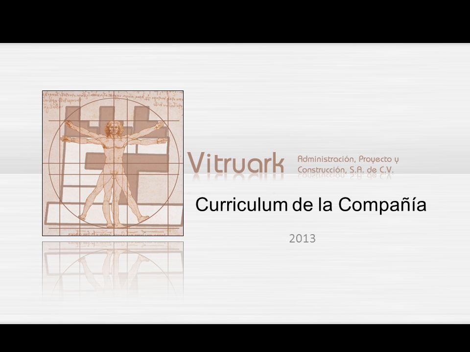 Curriculum de la Compañía
