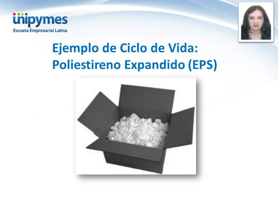 Ejemplo de Ciclo de Vida: Poliestireno Expandido (EPS)
