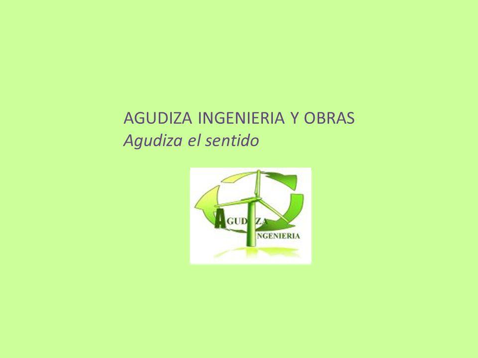 AGUDIZA INGENIERIA Y OBRAS