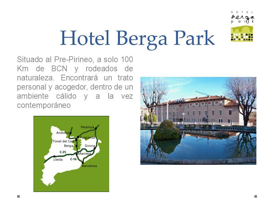 Hotel Berga Park
