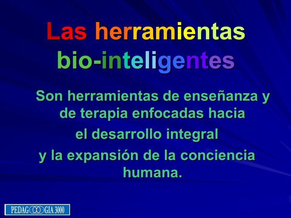 Las herramientas bio-inteligentes