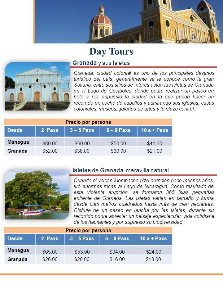 Day Tours Granada y sus Isletas Isletas de Granada, maravilla natural