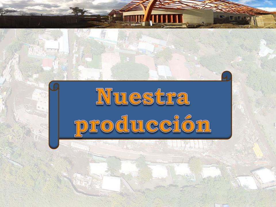 Nuestra producción