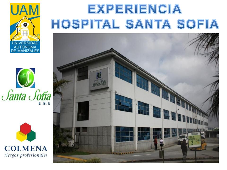 EXPERIENCIA HOSPITAL SANTA SOFIA