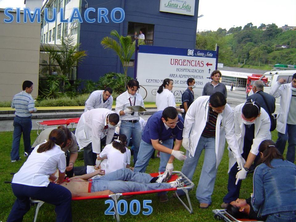 SIMULACRO 2005