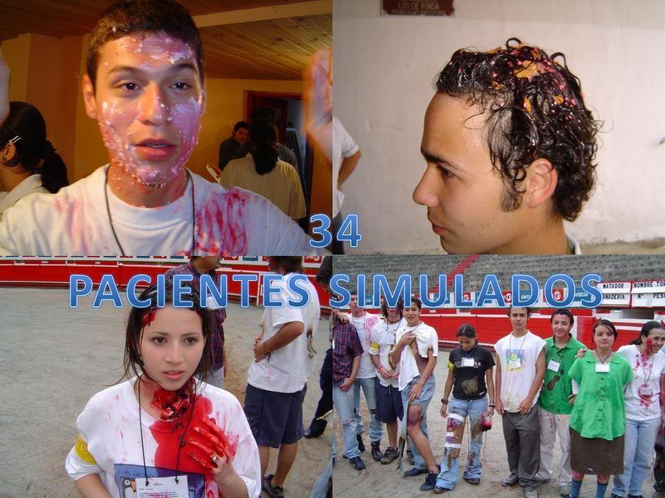 34 PACIENTES SIMULADOS