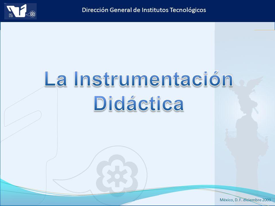 La Instrumentación Didáctica