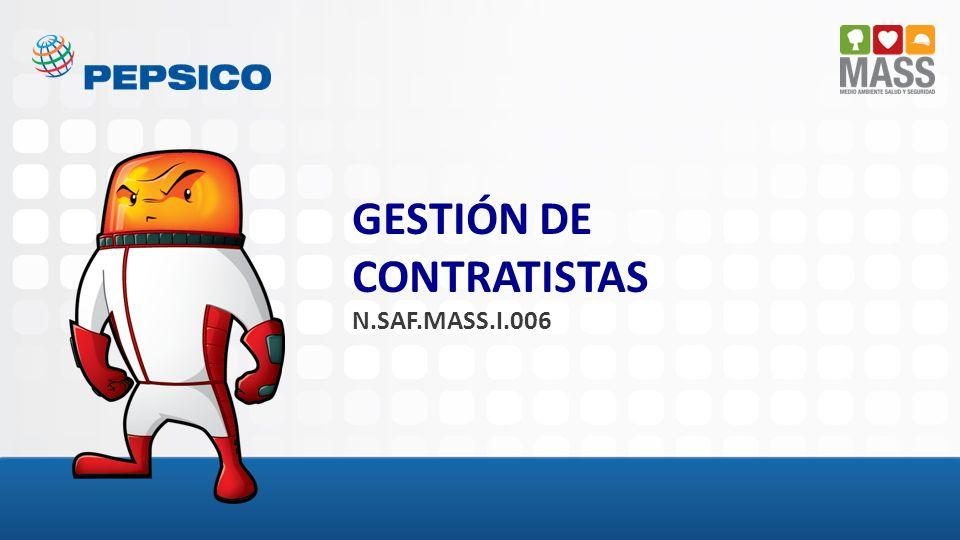 GESTIÓN DE CONTRATISTAS