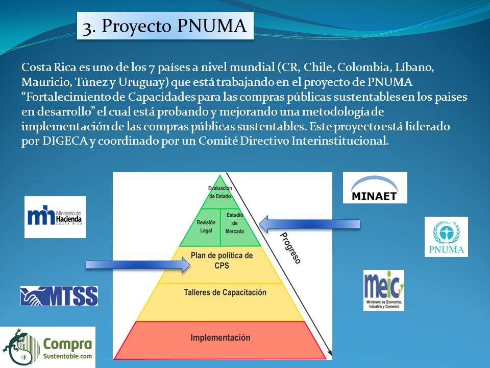 3. Proyecto PNUMA