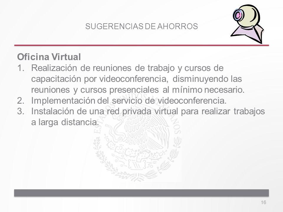 Gastos de operaci n ppt descargar for Oficina virtual de empleo sellar