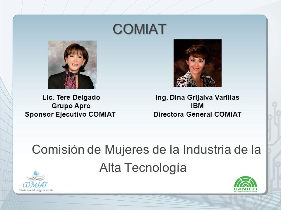 COMIAT Comisión de Mujeres de la Industria de la Alta Tecnología