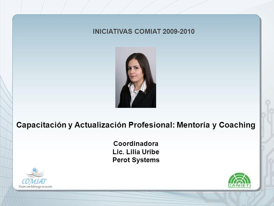 Capacitación y Actualización Profesional: Mentoría y Coaching