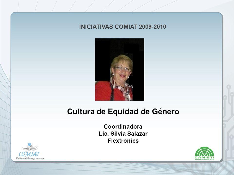 Cultura de Equidad de Género