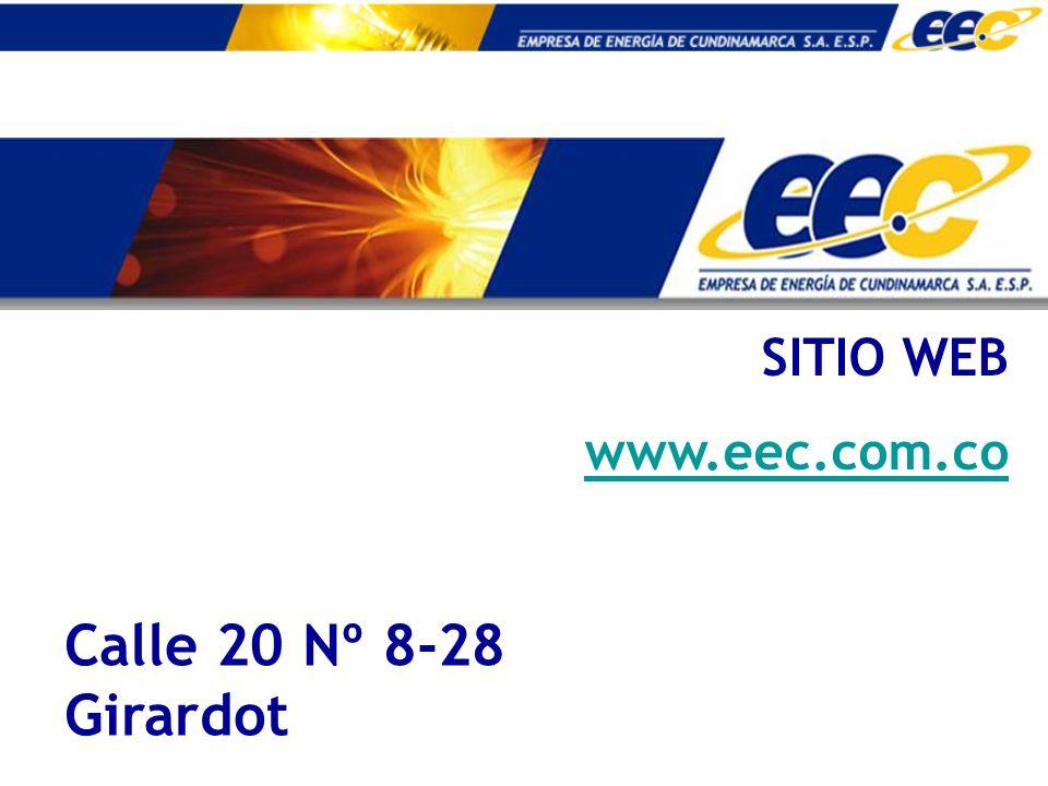 Calle 20 Nº 8-28 Girardot SITIO WEB