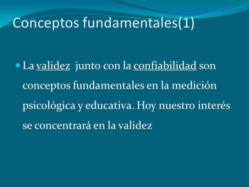 Conceptos fundamentales(1)