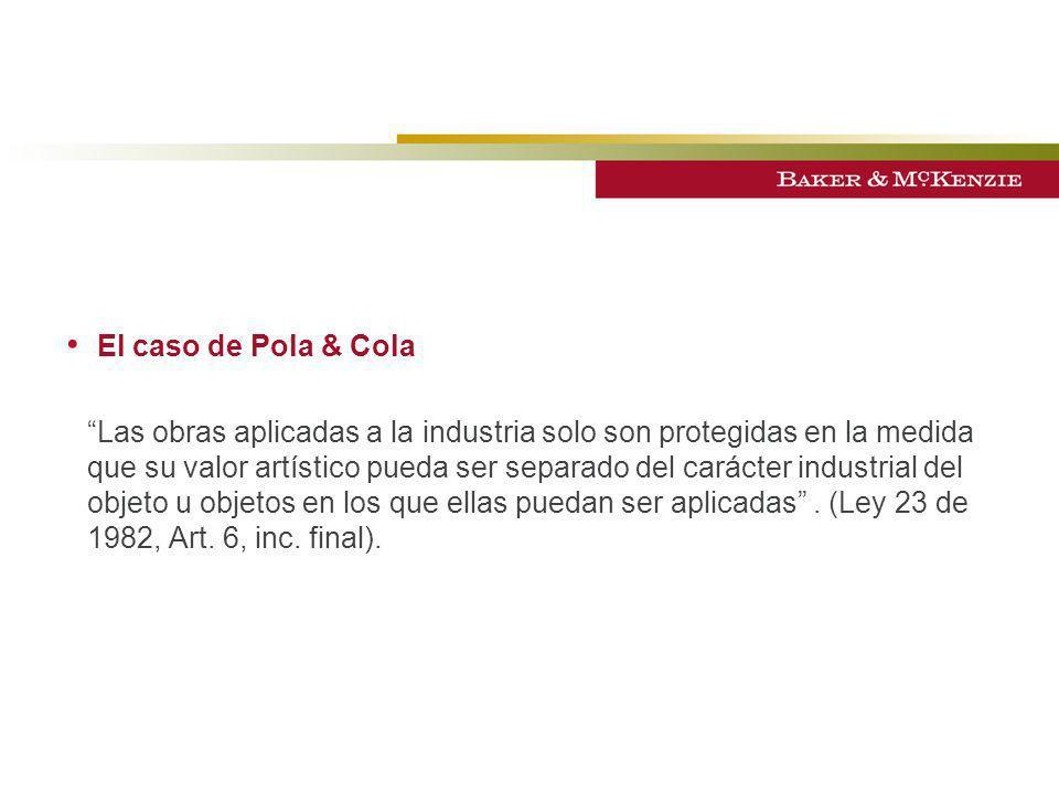 El caso de Pola & Cola