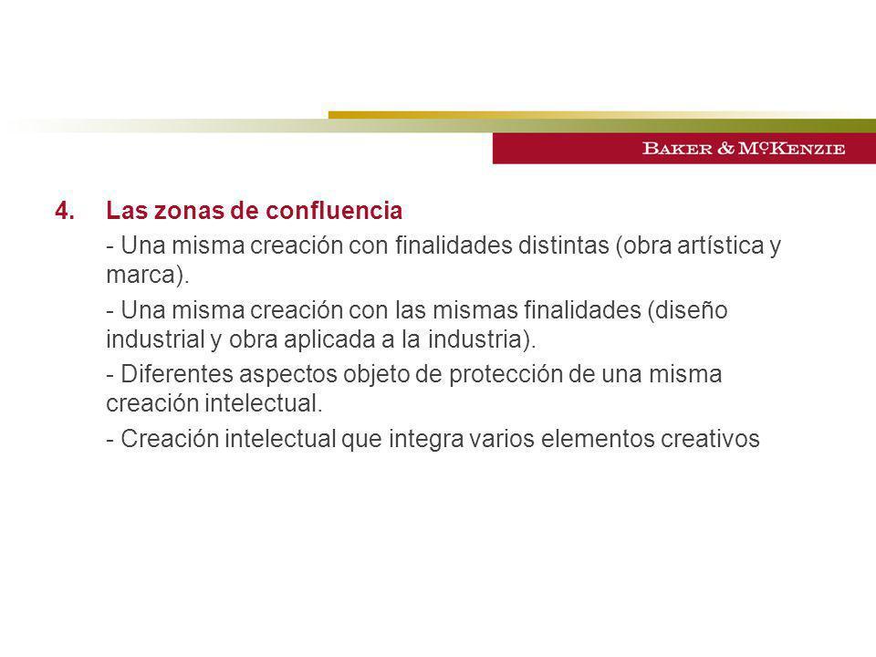 4. Las zonas de confluencia