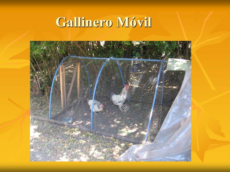 Gallinero Móvil