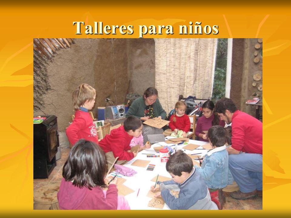 Talleres para niños