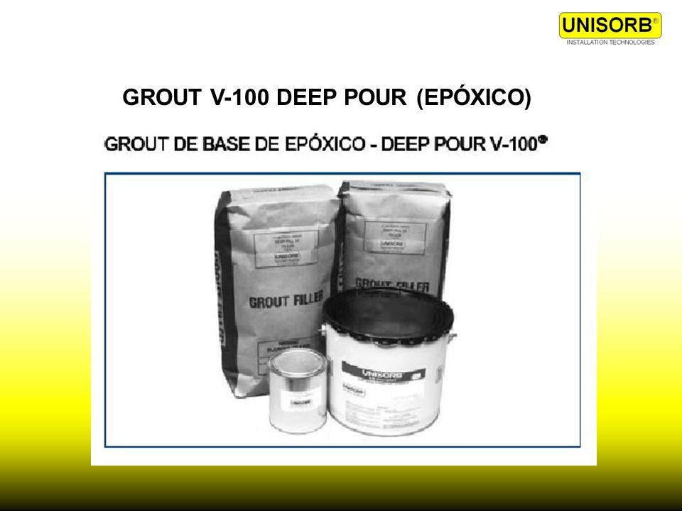 GROUT V-100 DEEP POUR (EPÓXICO)