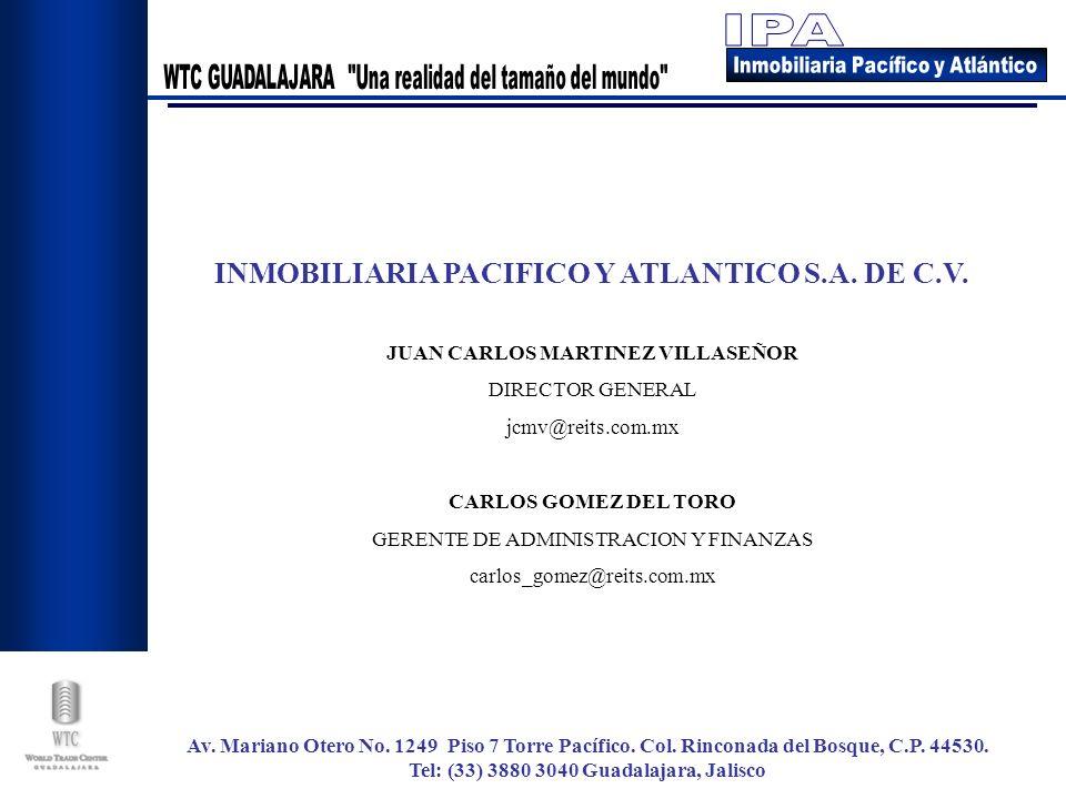 INMOBILIARIA PACIFICO Y ATLANTICO S.A. DE C.V.