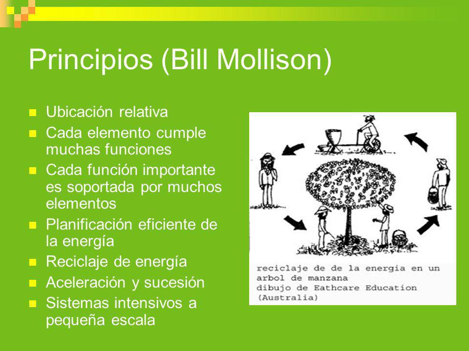 Principios (Bill Mollison)