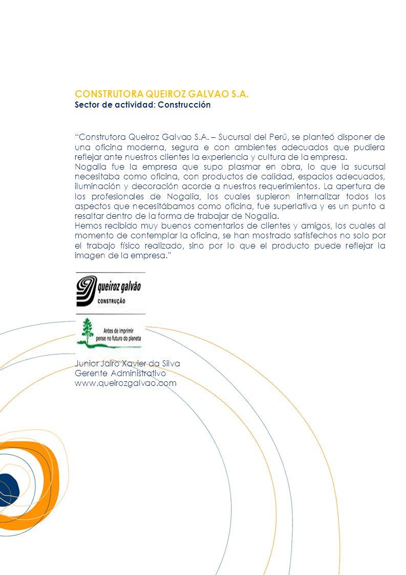 CONSTRUTORA QUEIROZ GALVAO S.A.