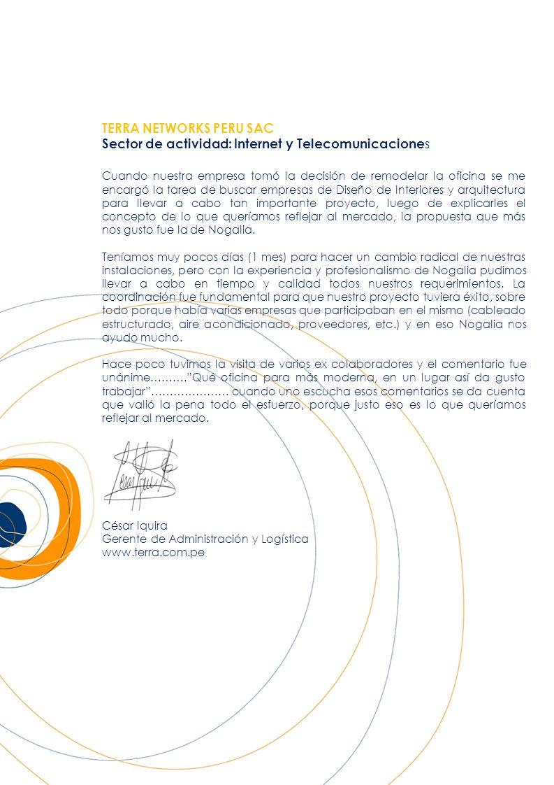 TERRA NETWORKS PERU SAC