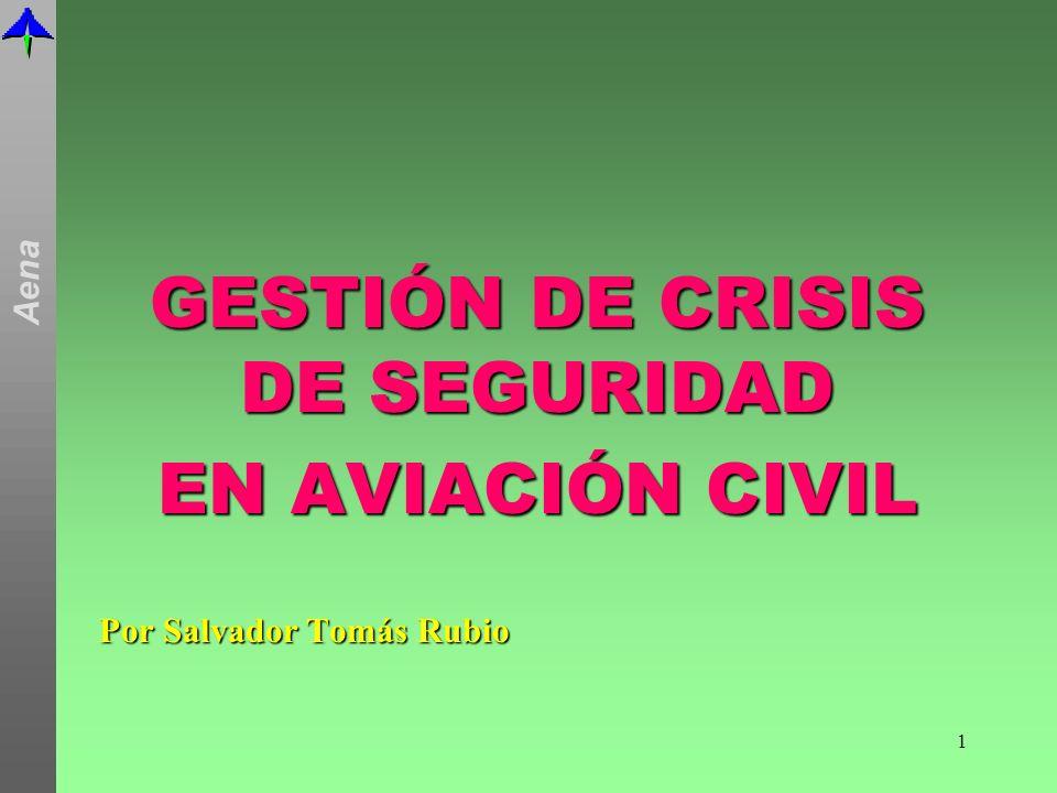 GESTIÓN DE CRISIS DE SEGURIDAD