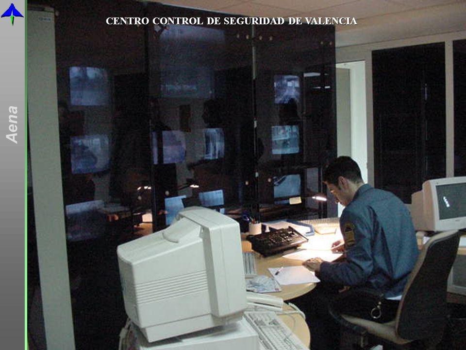 CENTRO CONTROL DE SEGURIDAD DE VALENCIA