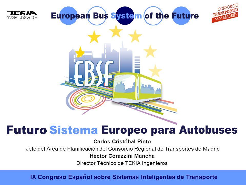 Europeo para Autobuses