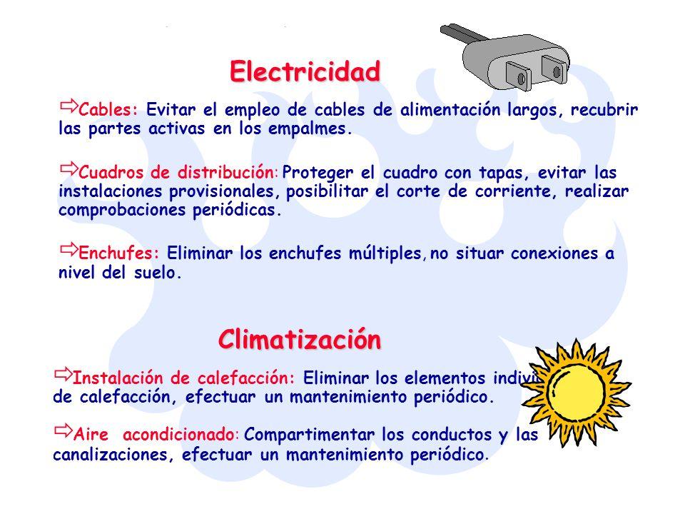 Electricidad Climatización