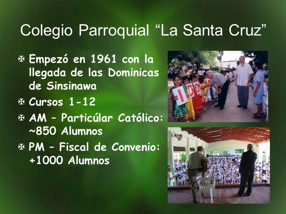 Colegio Parroquial La Santa Cruz