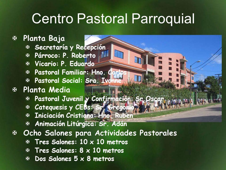 Centro Pastoral Parroquial