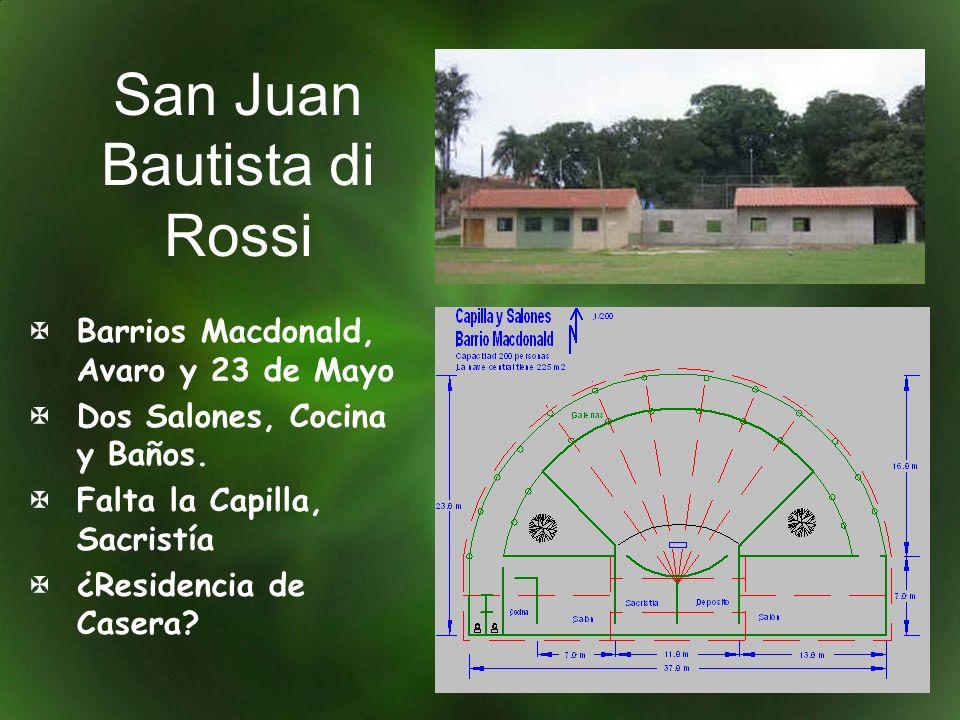 San Juan Bautista di Rossi