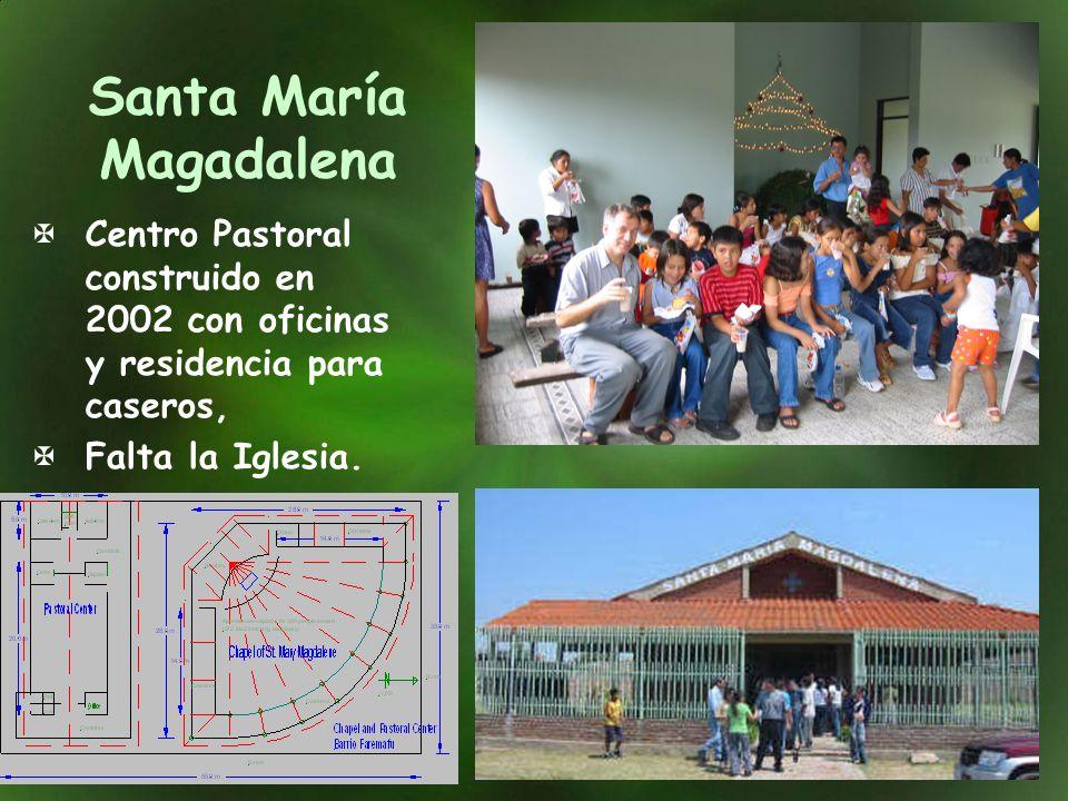 Santa María Magadalena