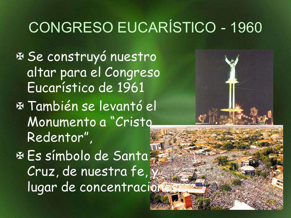 CONGRESO EUCARÍSTICO - 1960