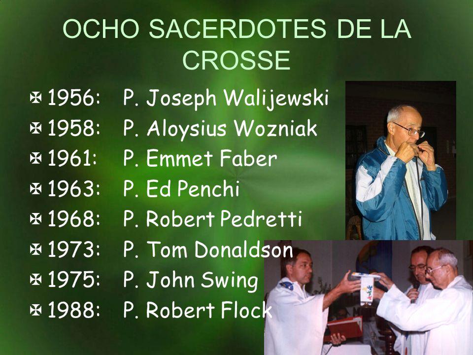 OCHO SACERDOTES DE LA CROSSE
