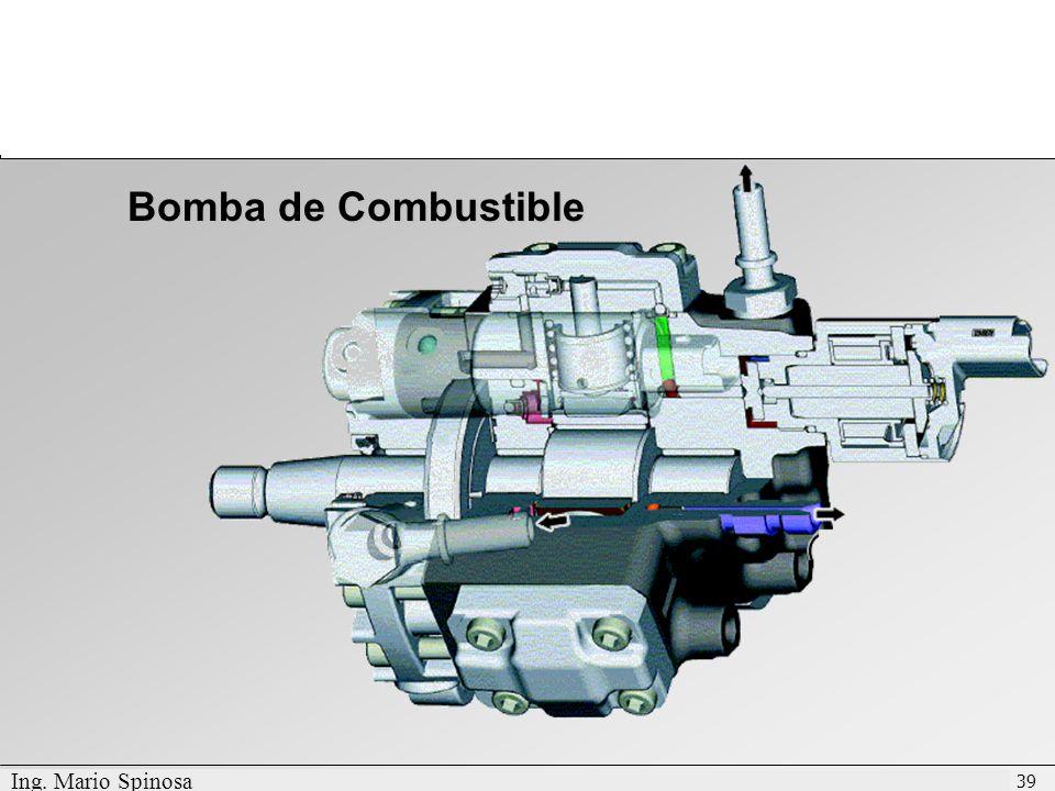 Bomba de Combustible Ing. Mario Spinosa