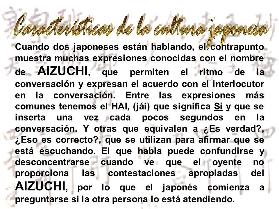 Características de la cultura japonesa