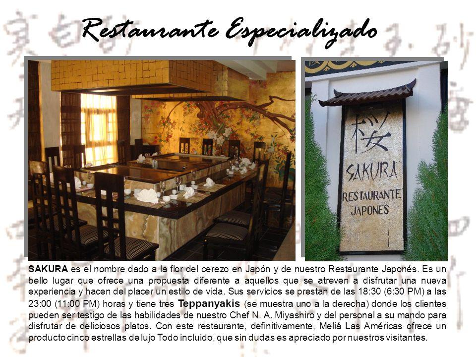 Restaurante Especializado