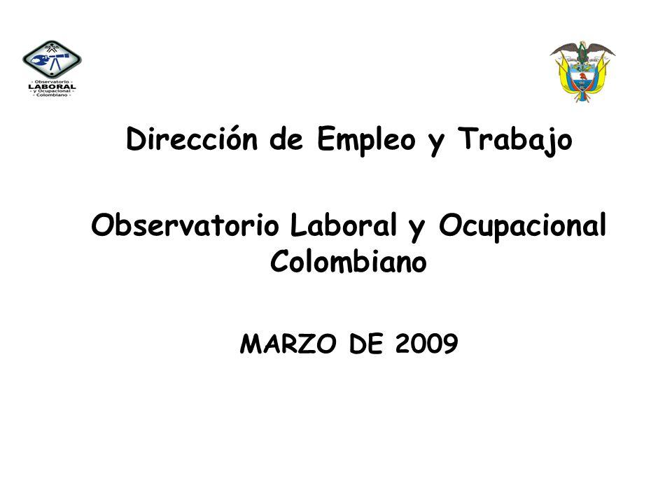 Dirección de Empleo y Trabajo