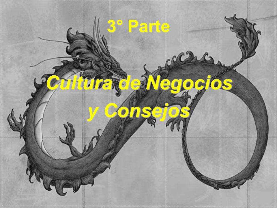 Cultura de Negocios y Consejos