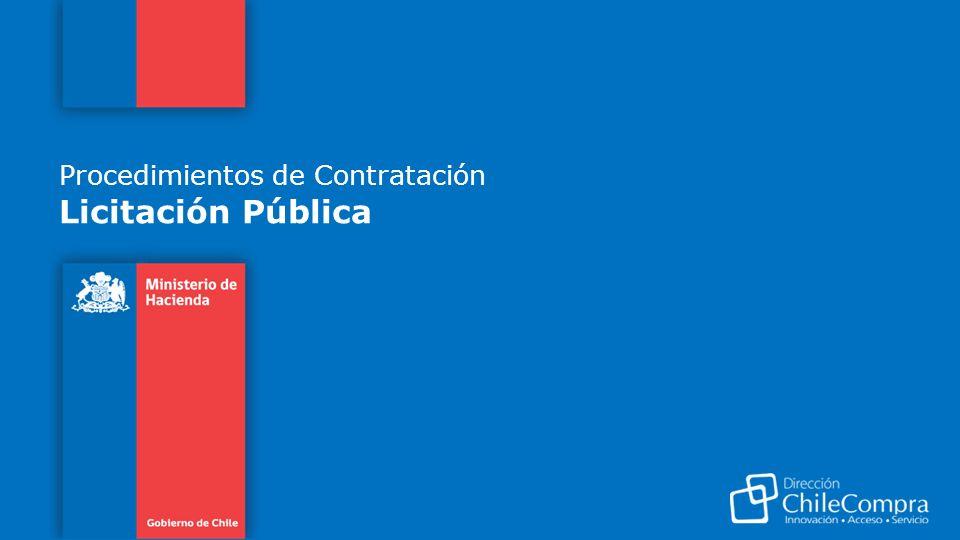 05-07-2011 Procedimientos de Contratación Licitación Pública