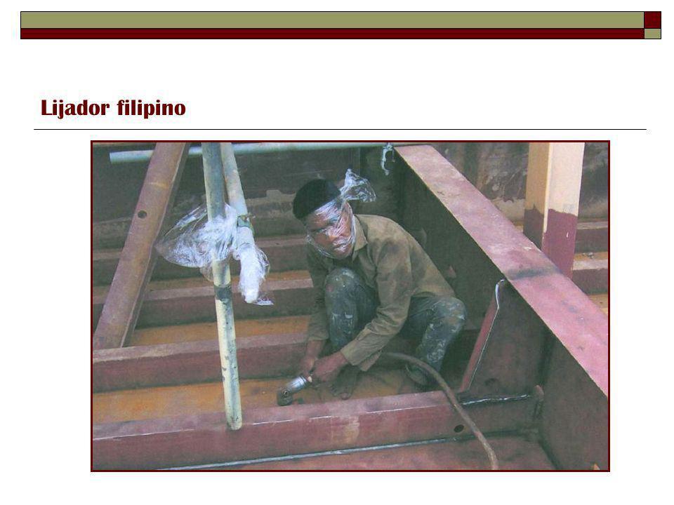 Lijador filipino