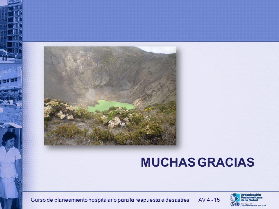 MUCHAS GRACIAS AV 4 -